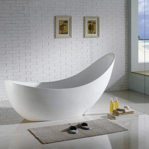 poseidon-posh-pbt1680-free-standing-bathtub-16857701000mm-gloss-white