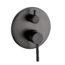 Pentro Gun Metal Grey Round Wall Mixer Tap with Diverter_5e8a3f6488b6f.jpeg