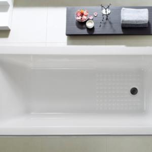 POSEIDON SB1690 Drop in Bathtub 1690*780*450mm (Gloss White)