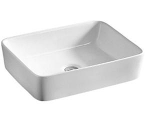 POSEIDON Gloss White Above Counter Basins 475*375*130mm-480*375*135mm