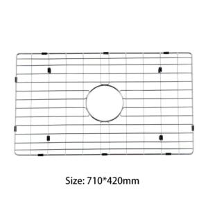 POSEIDON SRB40 Sink Rack FOR CERAMIC SINK SINGLE/DOUBLE BOWL