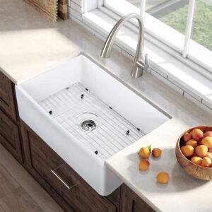 POSEIDON KCSS840 Fermentale Ceramic Kitchen Sink 840*550*250mm