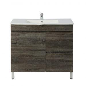 poseidon-b73rl-dg-floor-slim-width-vanity-cabinet-740l350d830h-mm-dark-grey