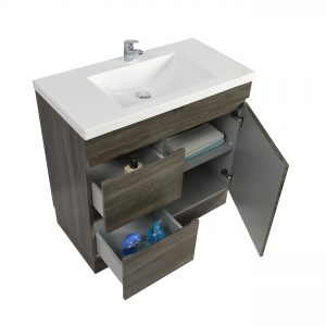 poseidon-b73ll-dg-floor-slim-width-vanity-cabinet-740l350d830h-mm-dark-grey