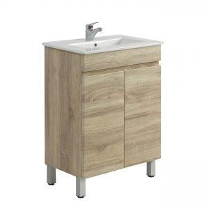 poseidon-b63l-wo-floor-slim-width-vanity-cabinet-590l350d830h-mm-white-oak
