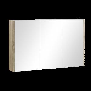 poseidon-qsv1200wo-qubist-pvc-filmed-shaving-cabinet-triple-doors-1200l-720-h-150d-mm-whiteoak