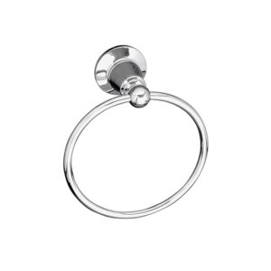 LINKWARE NR8009 NOOSA TOWEL RING CHROME AND COLOURED