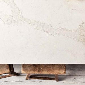 Caesarstone Calacatta Nuvo™ 5131 Vanity Stone Top 600mm - 1200mm