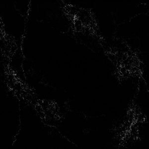Caesarstone Empira Black™ 5101 Vanity Stone Top 600mm - 1200mm