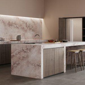 Caesarstone Excava™ 4046 Vanity Stone Top 600mm - 1200mm