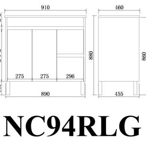 poseidon-nc94rlg-ct-nova-poly-wood-vanity-concrete-900460880mm-grey