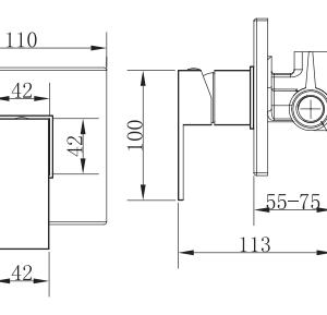 poseidon-bwm-02-wall-mixer-matte-black
