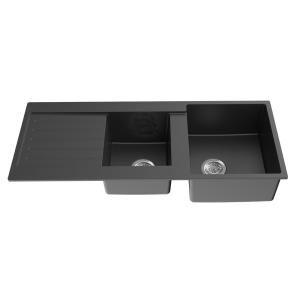 poseidon-qks11650dd-mb-quartz-top-mount-kitchen-sink-double-bowl-1160500216mm-matte-black