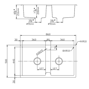 poseidon-qks8650d-mb-quartz-top-mount-kitchen-sink-double-bowl-860500216mm-matte-black